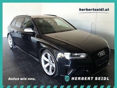 brugt Audi RS4 Avant 4,2 FSI quattro S-tronic **ACC, Bang&Olufse