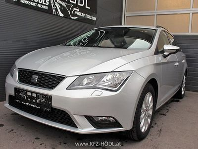 gebraucht Seat Leon ST Style 2,0 TDI CR Start-Stop Kombi / Family Van,