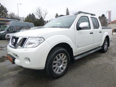 brugt Nissan Navara 3.0 Diesel/4x4 Automatic,Doppel Kab.