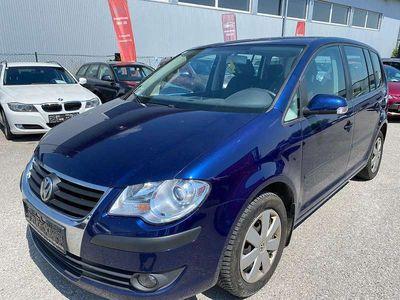 gebraucht VW Touran Cross Touran 1,9 TDI DPF Pickerl 3/2021 + 4 Kombi / Family Van