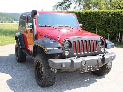 gebraucht Jeep Wrangler 4x4 3,8L V6 US Import SUV / Geländewagen