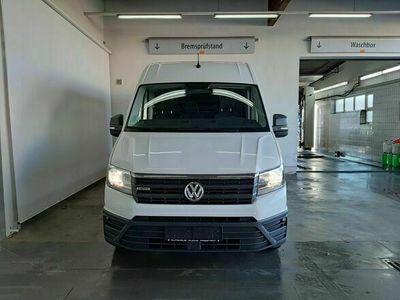 gebraucht VW Crafter 35 Kastenwagen L3H3 TDI 4MOTION