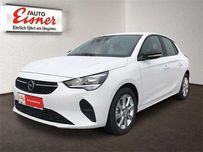 gebraucht Opel Corsa Edition 5tg 1,2 75PS Neues Modell Limousine