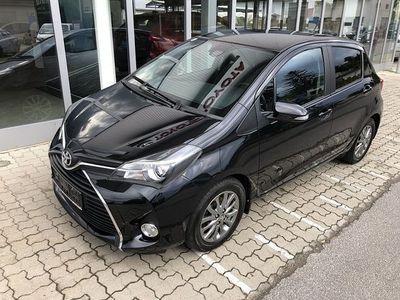 gebraucht Toyota Yaris 1,0 VVT-i Edition45