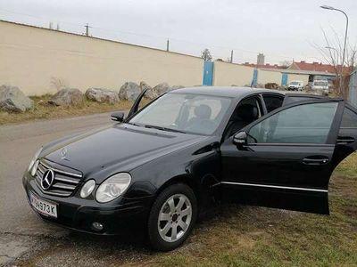 gebraucht Mercedes E200 E-KlasseCDI Pickel bis 09.2021+4monate Limousine