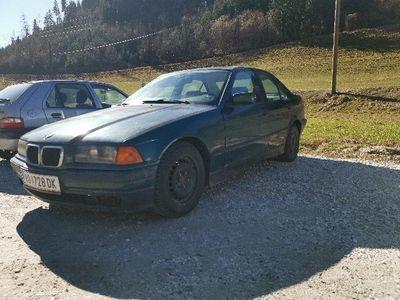 brugt BMW 316 3er-Reihe e36 i Limousine,