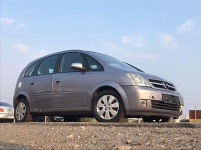 gebraucht Opel Meriva 1.6 16V **Klimaautomatik//Alufelgen//Export**