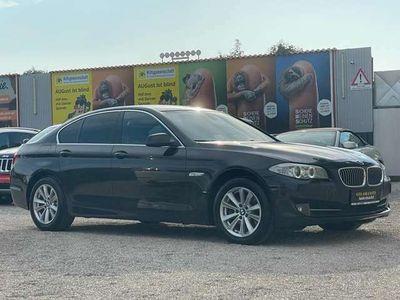 gebraucht BMW 520 Diesel Efficient Dynamics Österreich-Paket