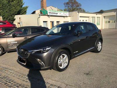 gebraucht Mazda CX-3 G120 Revolution SUV / Geländewagen