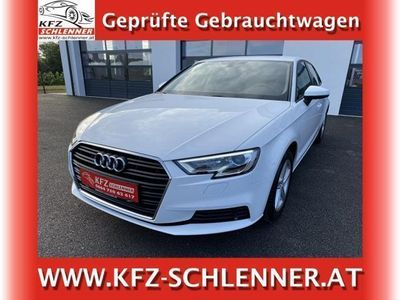 gebraucht Audi A3 Sportback 30 TDI/Xenon/Freisprech/EPH