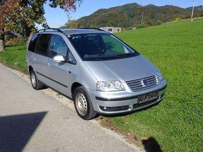 gebraucht VW Sharan Business TDI DPF Kombi / Family Van