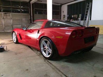 gebraucht Corvette Z06 7,0 V8 Originalzustand! 1. Besitz
