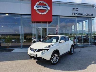 gebraucht Nissan Juke 1,6 N-Connecta Aut. SUV / Geländewagen,