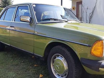 gebraucht Mercedes 240 w 123 Limousine