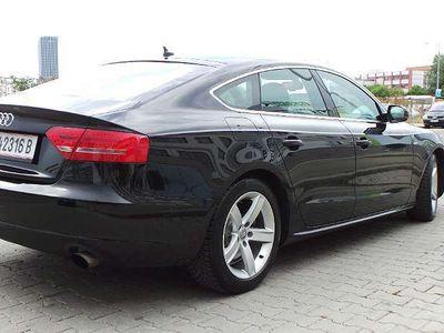 gebraucht Audi A5 Sportback 2,0 TFSI Aut. / SLine Limousine