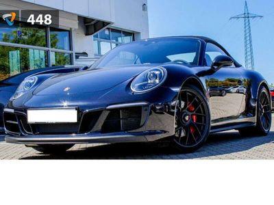 gebraucht Porsche 911 Carrera 4 Cabriolet GTS Cabrio PDK / Roadster