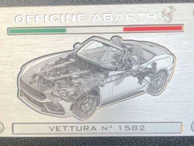 gebraucht Abarth 124 Spider Cabrio / Roadster