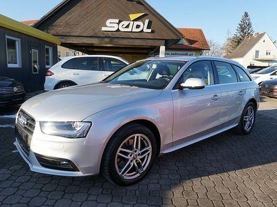 brugt Audi A4 Avant 2,0 TDI quattro Style S-tronic *XENON*