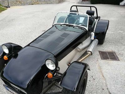 gebraucht Caterham Seven LHD neues Chassis HPC 2.0 16V (Opel) Cabrio / Roadster