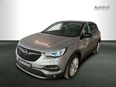 gebraucht Opel Grandland X 1,2 Turbo Direct Injection Ultimate... SUV / Geländewagen