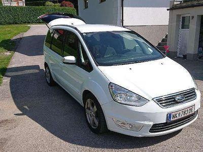brugt Ford Galaxy Galaxy Topmit Rechnung u. MWST, Serviceheft Kombi / Family Van,