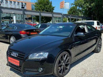gebraucht Audi A5 Coupé 3,0 TDI quattro S-tronic