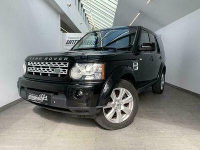 gebraucht Land Rover Discovery 4 3.0 SDV6 Export Fahrzeug
