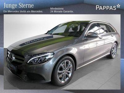 gebraucht Mercedes C200 d T Avantgarde Aut.