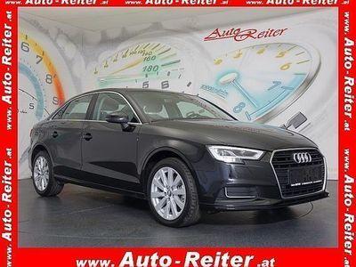 gebraucht Audi A3 1,6 TDI design *NP: ~€ 37.250,-* *TEILLEDER, LED*