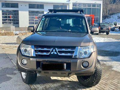 gebraucht Mitsubishi Pajero SUV / Geländewagen