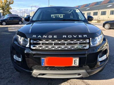gebraucht Land Rover Range Rover evoque 2,2 D SUV / Geländewagen
