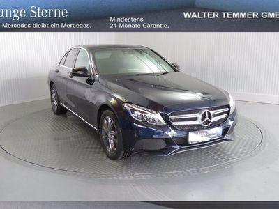 brugt Mercedes C220 d 4MATIC Limousine AVANTGARDE-Line