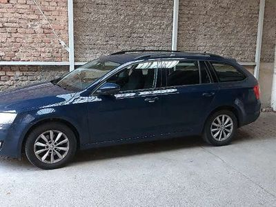 gebraucht Skoda Octavia Combi 2,0 TDI Ambition Kombi / Family Van