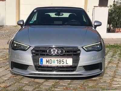 gebraucht Audi A3 Cabriolet Cabrio 2.0 TDI / Roadster