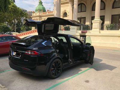 gebraucht Tesla Model X P100DL Vollaustatung
