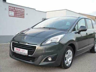 gebraucht Peugeot 5008 1,6 BlueHDi 120 EAT6*Automatik*1.Besitz*PANO*NAVI*