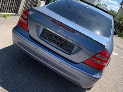 gebraucht Mercedes E320 Elegance