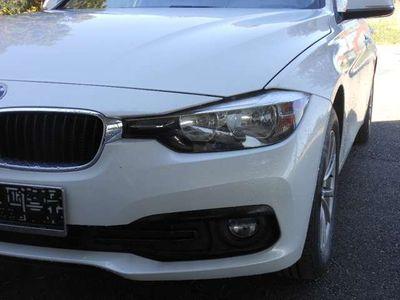 gebraucht BMW 318 d Touring Advantage # NAVI - AHK