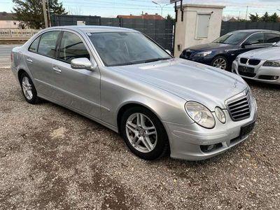gebraucht Mercedes E200 Classic CDI Aut.