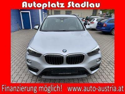 gebraucht BMW X1 xDrive18d Advantage Aut. NAVI *FINANZIERUNG ... SUV / Geländewagen,