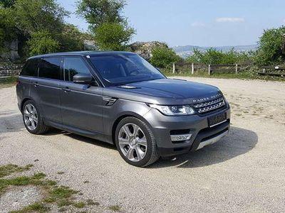 gebraucht Land Rover Range Rover Sport Sport HSE Hybrid SUV / Geländewagen,