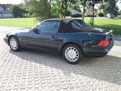 gebraucht Mercedes SL320 SL-Klasse Mercedes BenzCabrio / Roadster