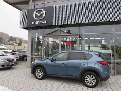 gebraucht Mazda CX-5 CD150 AWD Attraction Aut. SUV / Geländewagen