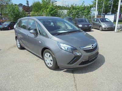 gebraucht Opel Zafira 7 Sitze 1,4 Turbo ecoflex Cool&Sound *