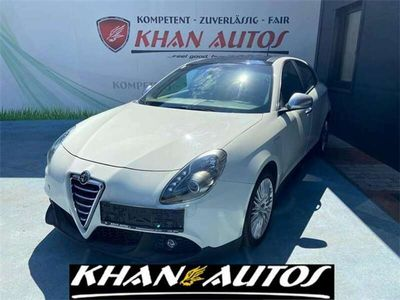 gebraucht Alfa Romeo Giulietta 2,0 JTD Distinctive *top Ausstattung*