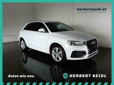 gebraucht Audi Q3 20 TDI Sport quattro S-tronic *ONLINEKAUF*