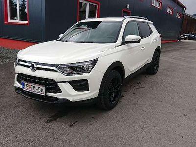 gebraucht Ssangyong Korando 1,6 2WD Road SUV / Geländewagen