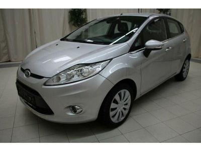 brugt Ford Fiesta 1,25 60kW Titanium**45.500km**