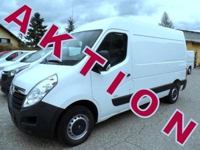 brugt Opel Movano L2H2 2,3 CDTI 3,5t Nur 37.800 KM !