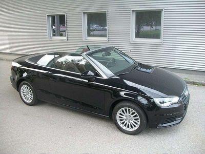 gebraucht Audi A3 Cabriolet 2,0 TDI S-tronic / Roadster